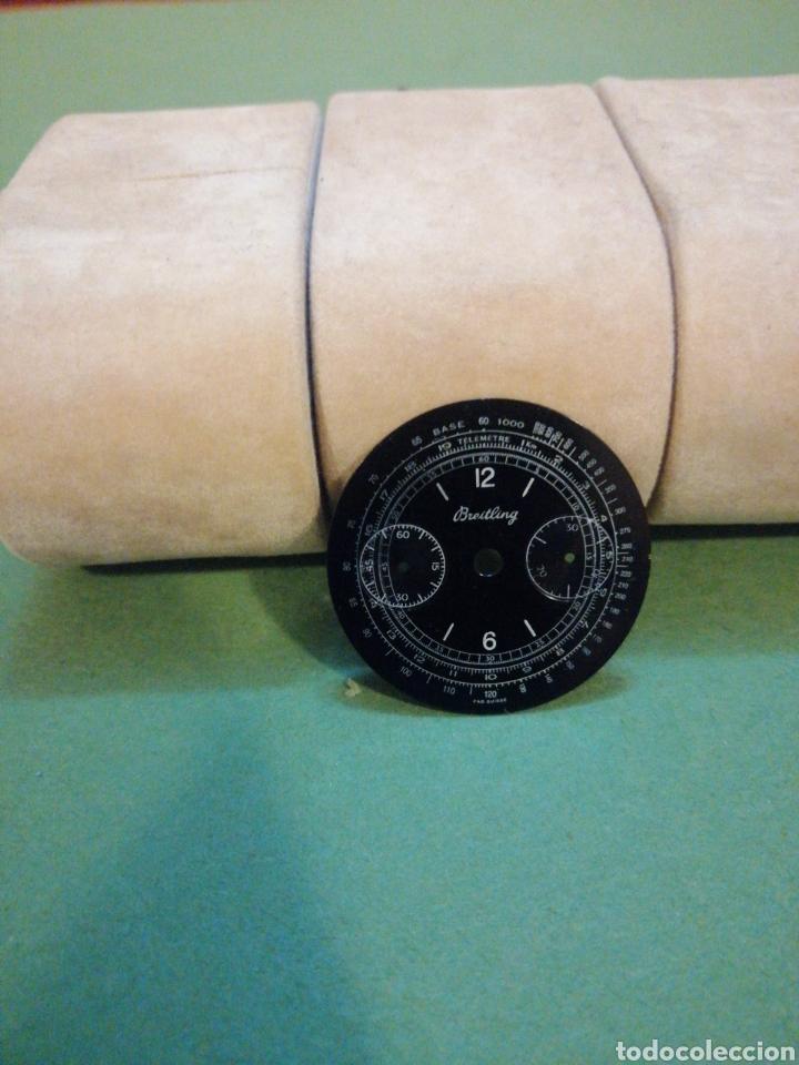 Relojes de pulsera: Mostrador breitling landerom 48 ou 248 - Foto 2 - 194522547