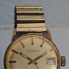 Relojes de pulsera: ANTIGUO RELOJ SWISS CORDELLA SHOCKPROOF CARGA MANUAL. Lote 194631351