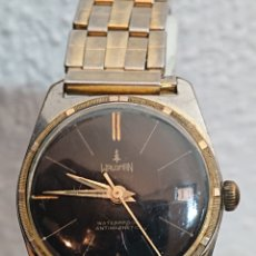 Relojes de pulsera: ANTIGUO RELOJ WALDMAN ANTIMAGNETIC WATERPROOF SWISS. Lote 194639406