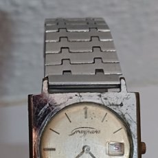 Relojes de pulsera: ANTIGUO RELOJ CARGA MANUAL GRANJ PARIS SWISS. Lote 194640041