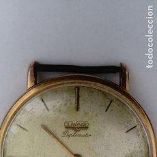 Relojes de pulsera: INTERESANTE RELOJ DUWARD DIPLOMATIC. Lote 194661100