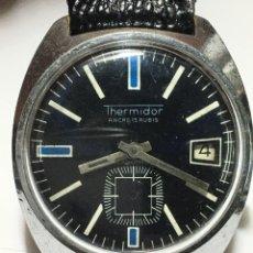 Relojes de pulsera: RELÓ THERMIDOR CARGA MANUAL MAQUINARIA SWISS VINTAGE. Lote 194665253