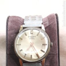 Relojes de pulsera: CAUNY PRIMA. Lote 194721513