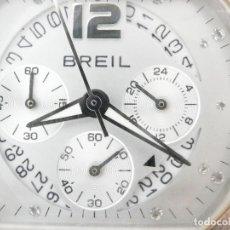 Relojes de pulsera: ORIGINAL CRONOGRAFO BREIL NUEVO CUESTA 250 EUROS FUNCIONA PERFECTO LOTE WATCHES. Lote 194722387