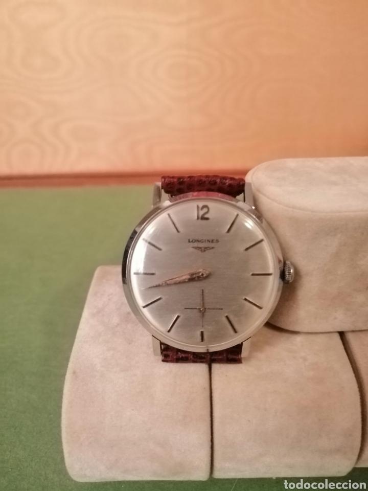 LONJINES CORDA VINTAGE (Relojes - Pulsera Carga Manual)