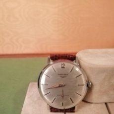 Relojes de pulsera: LONJINES CORDA VINTAGE. Lote 194872900