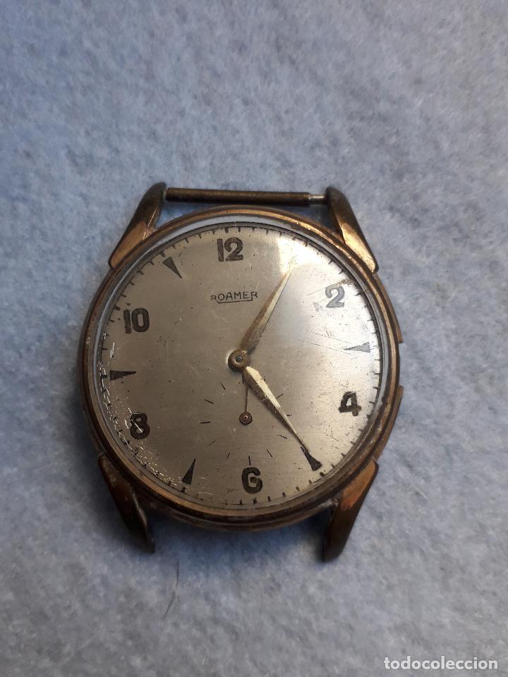 Relojes de pulsera: Lote de 5 Relojes mecánicos antiguos para caballero. - Foto 2 - 194873413