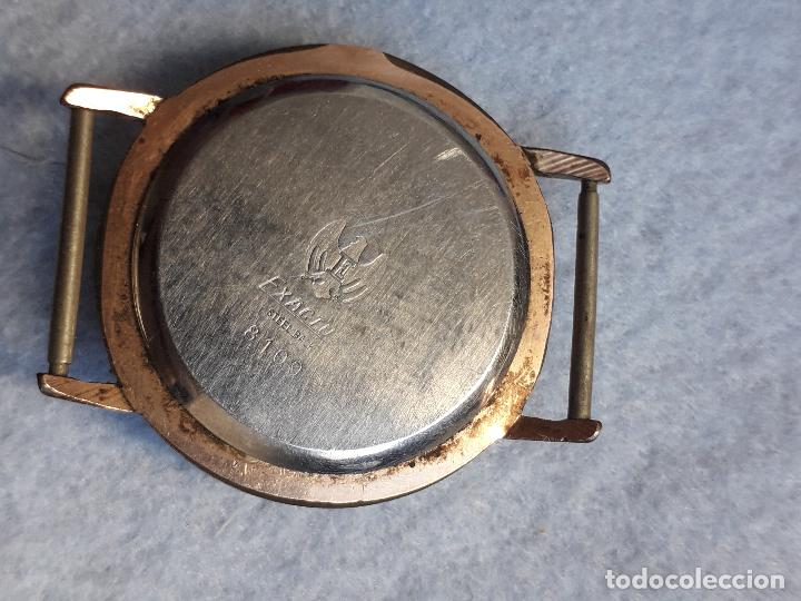 Relojes de pulsera: Lote de 5 Relojes mecánicos antiguos para caballero. - Foto 5 - 194873413