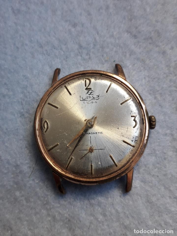 Relojes de pulsera: Lote de 5 Relojes mecánicos antiguos para caballero. - Foto 3 - 194873933