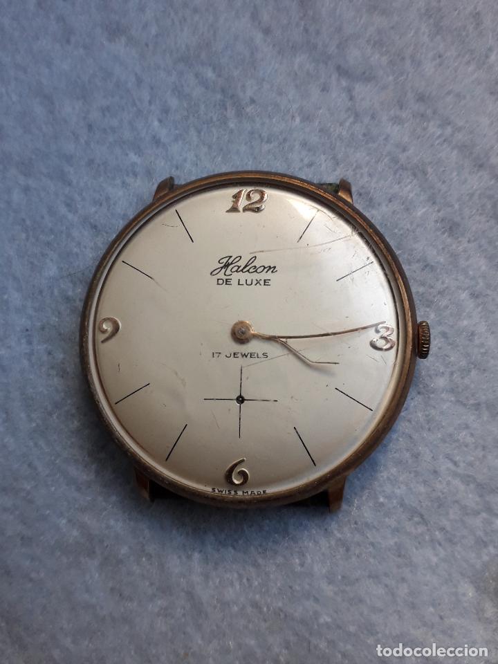 Relojes de pulsera: Lote de 5 Relojes mecánicos antiguos para caballero. - Foto 6 - 194873933