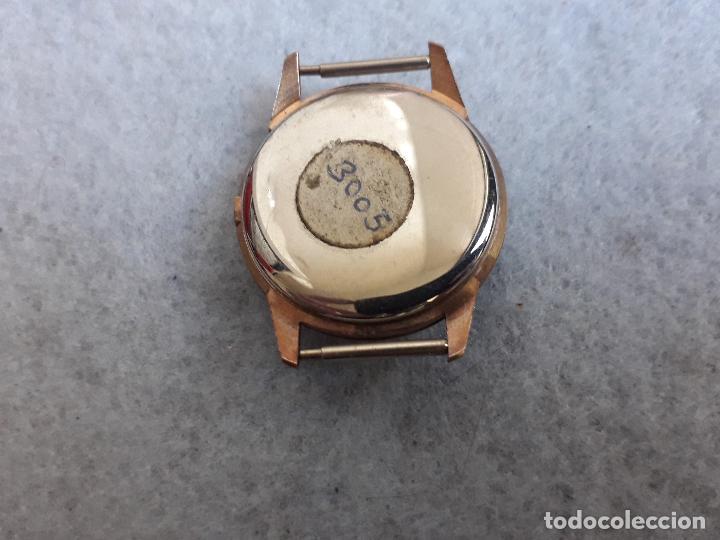 Relojes de pulsera: Lote de 5 Relojes mecánicos antiguos para caballero. - Foto 11 - 194873933