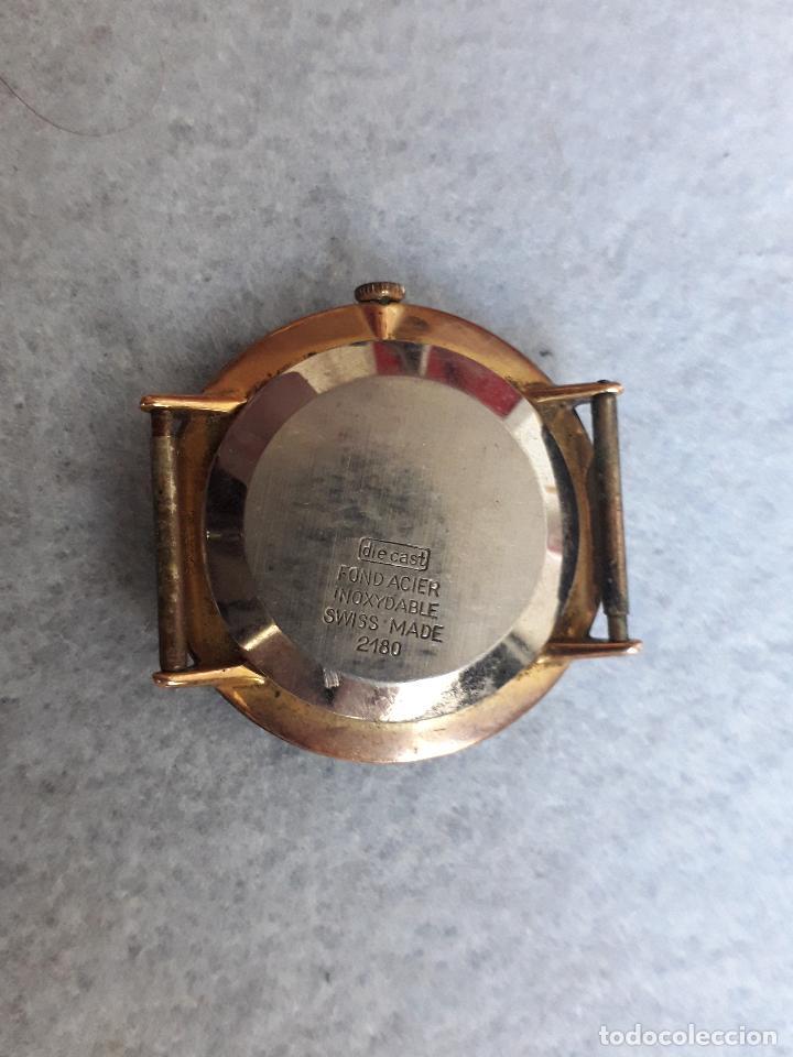 Relojes de pulsera: Lote de 5 Relojes mecánicos antiguos para caballero. - Foto 12 - 194873933