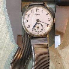 Relojes de pulsera: RELOJ LONGINES VINTAGE 15 JEWELS. Lote 194914806