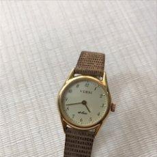 Relojes de pulsera: RELOJ VERNI DE LUXE CARGA MANUAL COMO NUEVO SEÑORAS •*•. Lote 194935855
