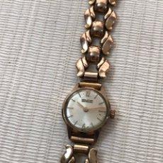 Relojes de pulsera: RELOJ DUWARD CARGA MANUAL CALIBRE 4027 VINTAGE •*•. Lote 194937728