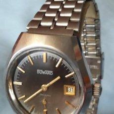 Relojes de pulsera: RELOJ DUWARD TRIUMPH, DE CARGA MANUAL, FUNCIONA PERFECTAMENTE. . Lote 194942951