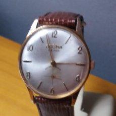 Relojes de pulsera: RELOJ DOGMA PRIMA ANCRE DE CARGA MANUAL 15 RUBIS.. Lote 195014113