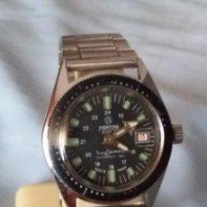 Relojes de pulsera: RELOJ MORTIMA SUPER 17 CARGA MANUAL.. Lote 195031112