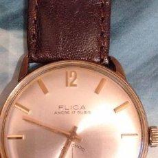 Relojes de pulsera: FLICA - CLASIC DÉCADA 70 - HOMBRE - 1970-1979. Lote 195032611