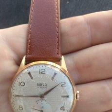Relojes de pulsera: RELOJ SINDERAL MAQUINA BUSER. Lote 195097568