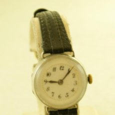Relojes de pulsera: RELOJ DE TRICHERA DE PLATA AÑOS 30 TRANSICION BOLSILLO PULSERA. Lote 195107602