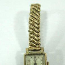 Relojes de pulsera: RELOJ TORMAS REGIA DE MUJER, CHAPADO ORO. NO FUNCIONA.. Lote 195208730