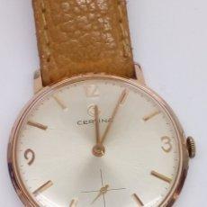 Relojes de pulsera: RELOJ CERTINA CARGA MANUAL MAQUINARIA SWISS ORIGINAL. Lote 195209668