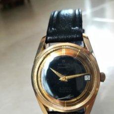 Relojes de pulsera: MILUS JETMASTER VENUS DE CUERDA MANUAL. Lote 195249083