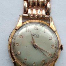 Relojes de pulsera: RELOJ VINTAGE LANCO. Lote 195312142