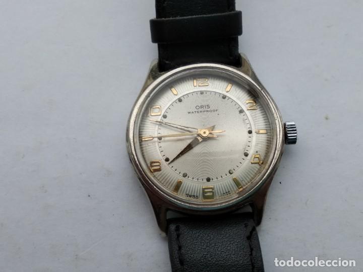 Relojes de pulsera: Reloj Oris cuerda - Foto 4 - 195313803