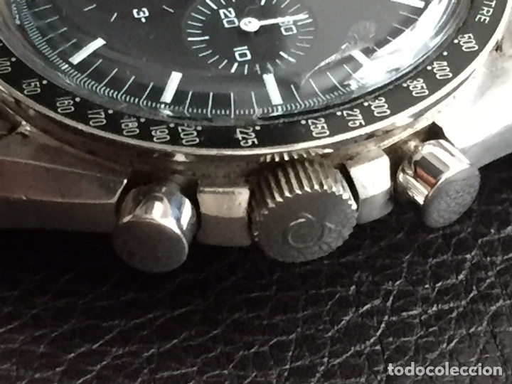 Relojes de pulsera: Omega Speedmaster Professional Pre moon + dial + bisel - Foto 12 - 195322978