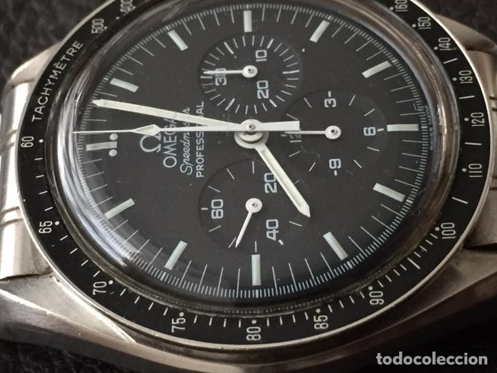 Relojes de pulsera: Omega Speedmaster Professional Pre moon + dial + bisel - Foto 13 - 195322978