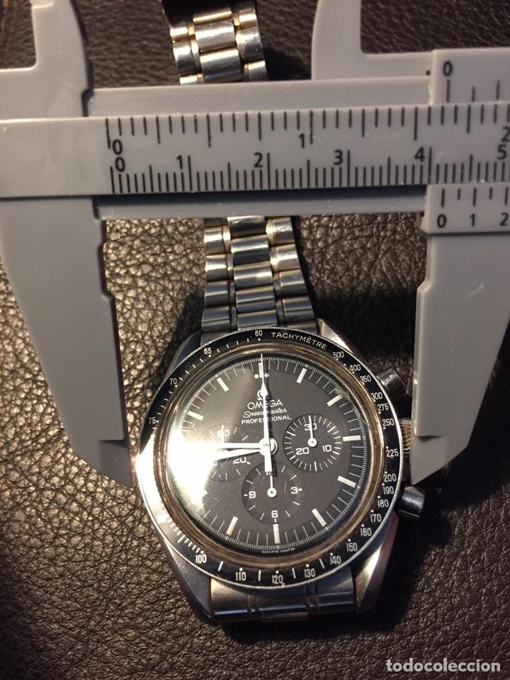 Relojes de pulsera: Omega Speedmaster Professional Pre moon + dial + bisel - Foto 27 - 195322978