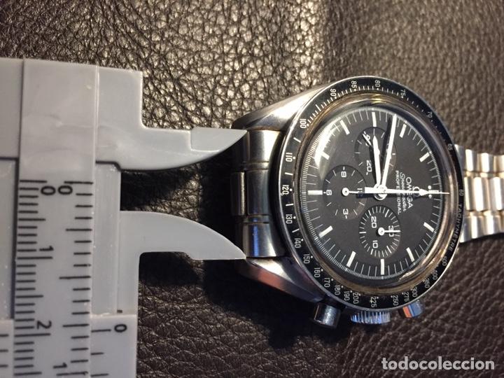 Relojes de pulsera: Omega Speedmaster Professional Pre moon + dial + bisel - Foto 28 - 195322978