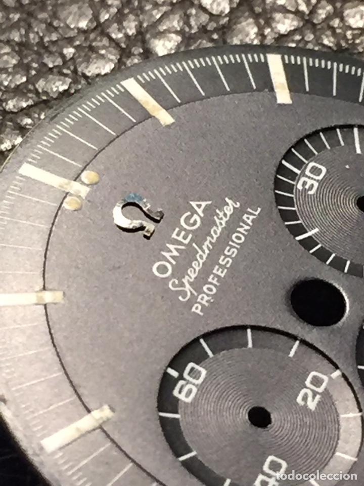 OMEGA SPEEDMASTER PROFESSIONAL PRE MOON + DIAL + BISEL (Relojes - Pulsera Carga Manual)