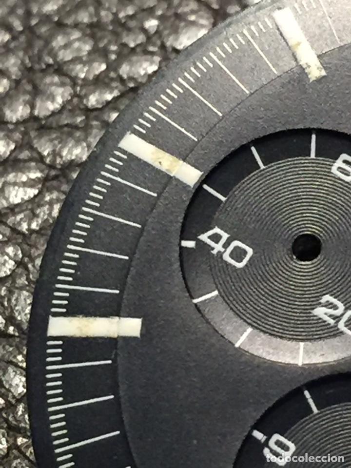 Relojes de pulsera: Omega Speedmaster Professional Pre moon + dial + bisel - Foto 32 - 195322978