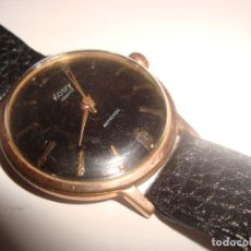 Relojes de pulsera: RELOJ KODY ANTICHOC ,CARGA MANUAL , FUNCIONANDO VINTAGE . Lote 195329592