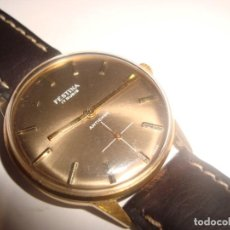 Relojes de pulsera: RELOJ FESTINA ANTICHOC CARGA MANUAL FUNCIONANDO . Lote 195329822