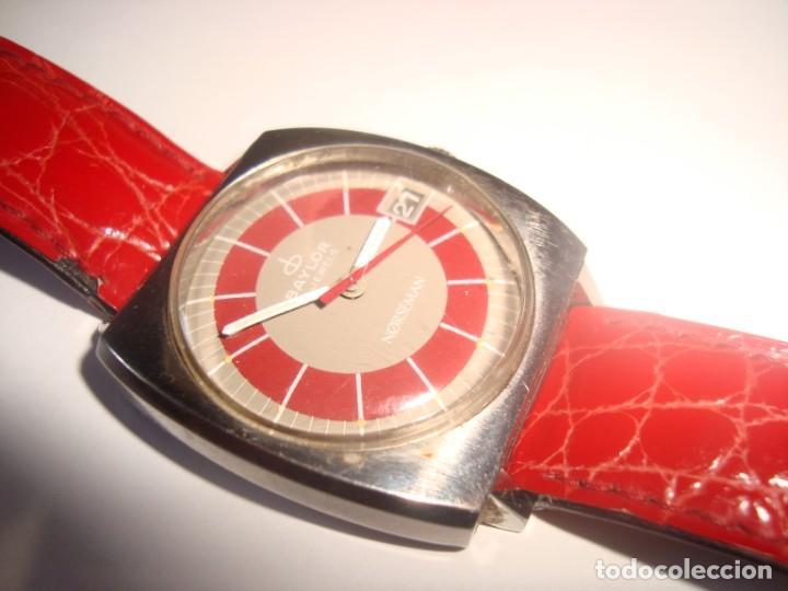 Relojes de pulsera: reloj baylor norseman carga manual funcionando - Foto 2 - 195330135
