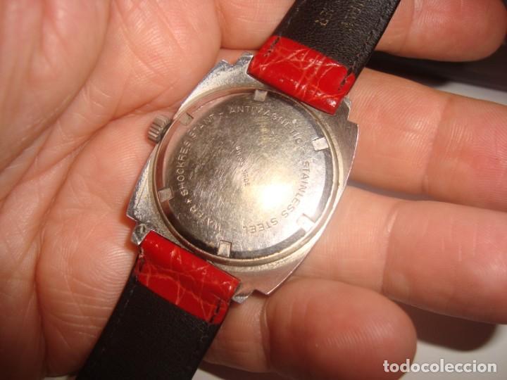 Relojes de pulsera: reloj baylor norseman carga manual funcionando - Foto 4 - 195330135