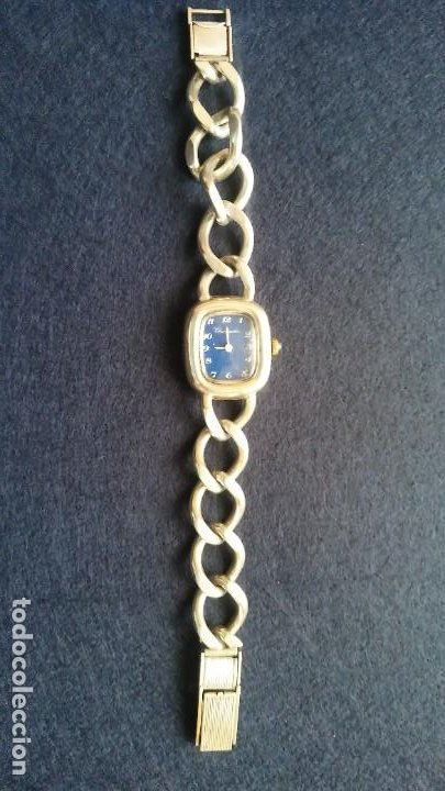 Relojes de pulsera: Reloj para dama vintage en plata de ley - Foto 2 - 195353232