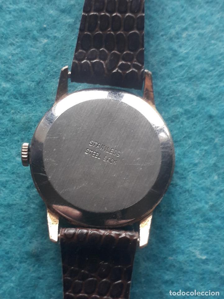 Relojes de pulsera: Reloj marca Lincorwal. Clásico de caballero. - Foto 4 - 195381645