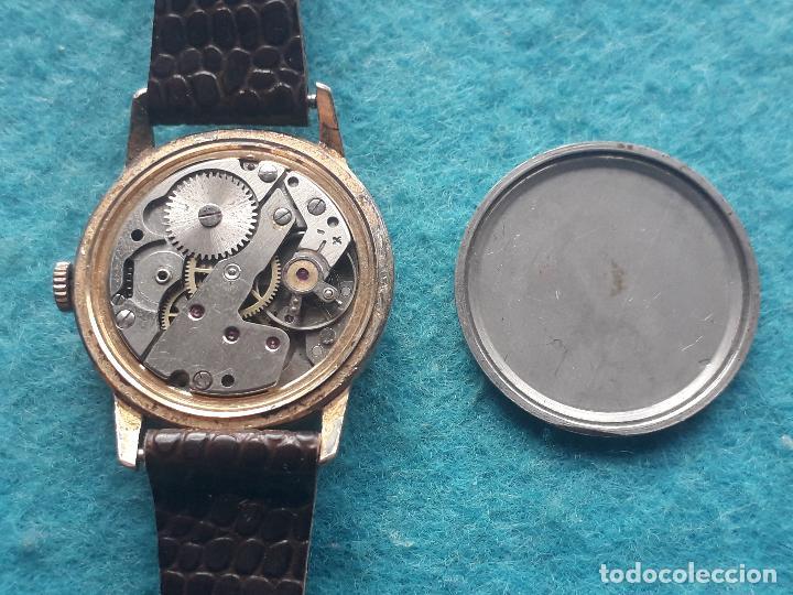 Relojes de pulsera: Reloj marca Lincorwal. Clásico de caballero. - Foto 5 - 195381645