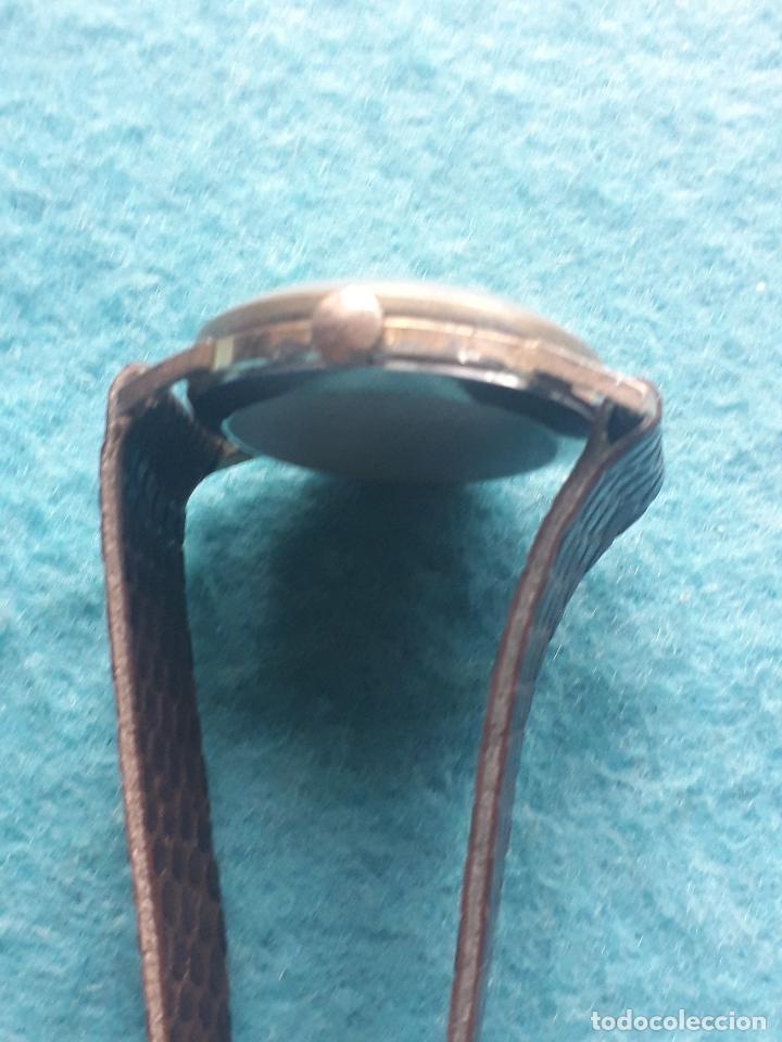 Relojes de pulsera: Reloj marca Lincorwal. Clásico de caballero. - Foto 6 - 195381645