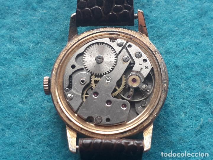 Relojes de pulsera: Reloj marca Lincorwal. Clásico de caballero. - Foto 9 - 195381645