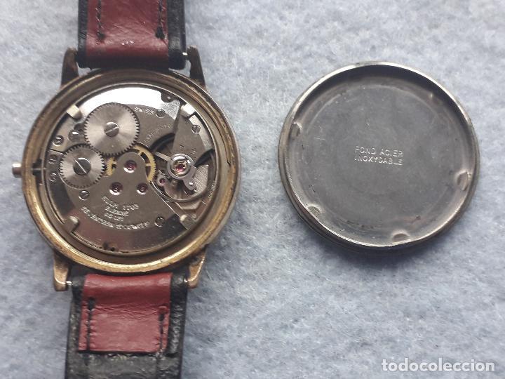 Relojes de pulsera: Reloj marca Kulm Sport. Clásico de caballero. Swiss made - Foto 5 - 195382146