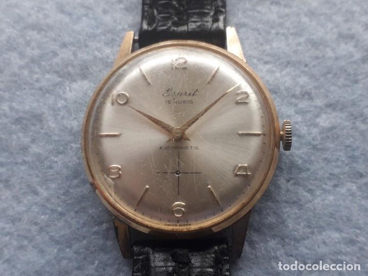 Relojes de pulsera: Reloj marca Spirit. Clásico de caballero. Swiss made - Foto 2 - 195384230