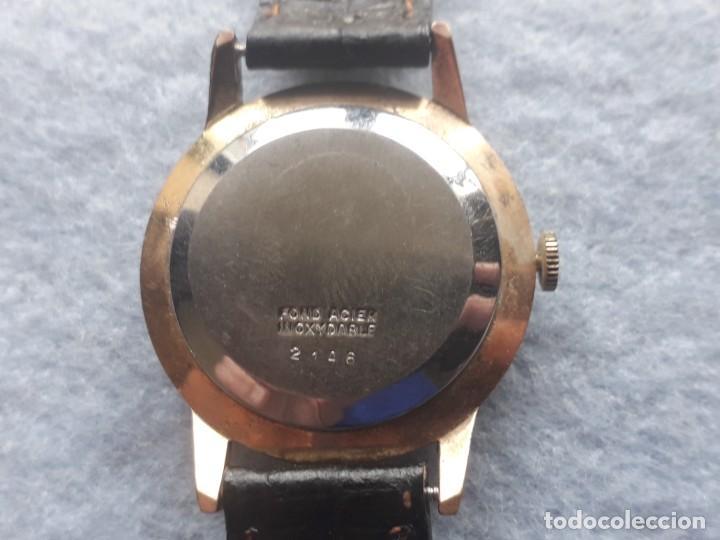 Relojes de pulsera: Reloj marca Spirit. Clásico de caballero. Swiss made - Foto 3 - 195384230