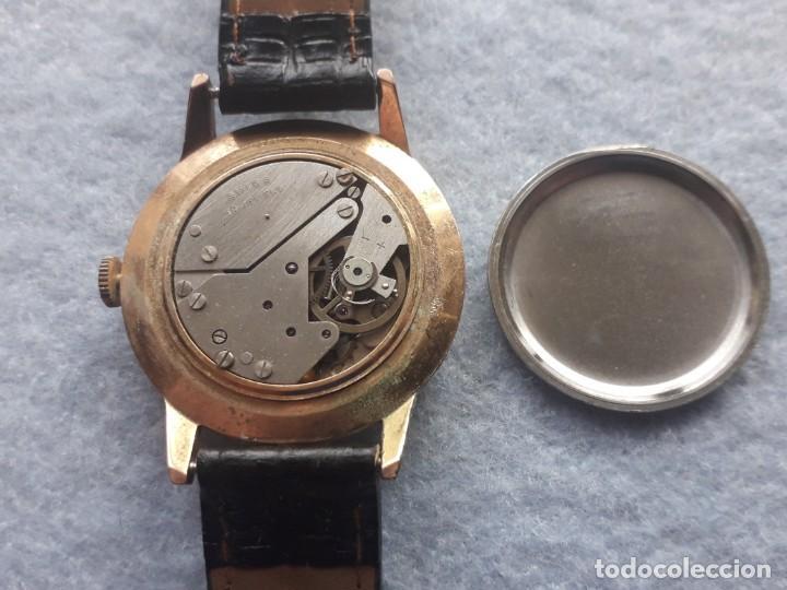 Relojes de pulsera: Reloj marca Spirit. Clásico de caballero. Swiss made - Foto 8 - 195384230