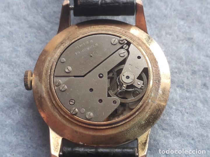 Relojes de pulsera: Reloj marca Spirit. Clásico de caballero. Swiss made - Foto 9 - 195384230